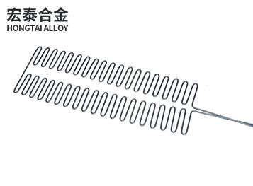 浙江波浪型进口电热丝